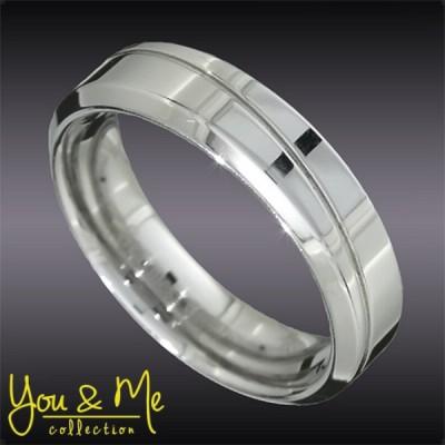 You & Me Collection - Karikagyűrű, jegygyűrű