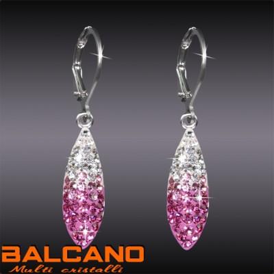 Balcano Multi Cristalli fülbevaló