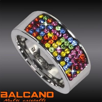 Balcano Multi Cristalli gyűrű