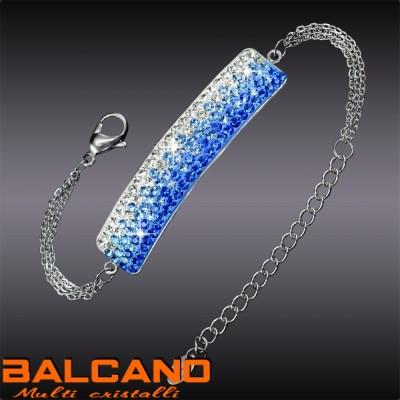 Balcano Multi Cristalli Karkötő