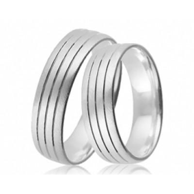 Ezüst Karikagyűrű, Jegygyűrű